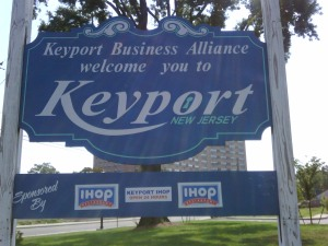 Welcome to Keyport, New Jersey